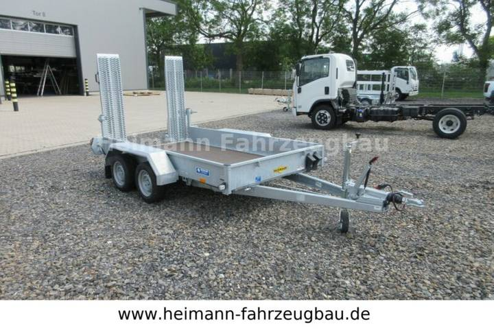 Humbaur Baumaschinentransporter - 2019
