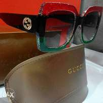 Gucci Bold Square Sunglasses
