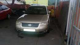 VW Passat 180 Turbo for sale R35 000