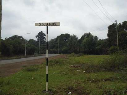 0.4 acre vacant land for sale touching tarmac in karen Karen - image 1