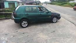 Golf 3 first body just buy and drive.