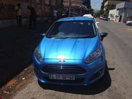 Ford Fiesta 1.6 i ambiente