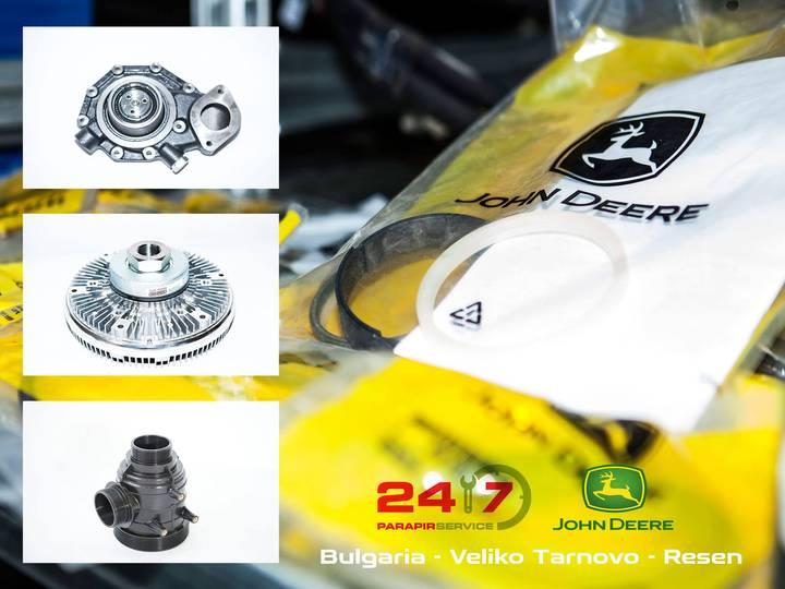 John Deere Tractor and combine parts - image 6
