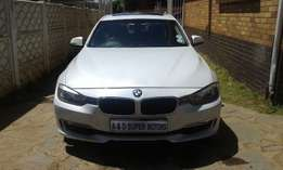 BMW 3 Series 320i Still In A Very Good Condition For Sale