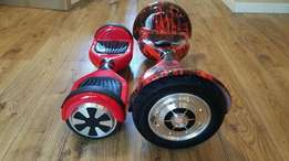 Hoverboards in all sizes with 1 year warranty