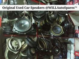 OEM Used Car Door Speakers