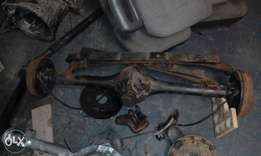6hole nissan import bakkie diff