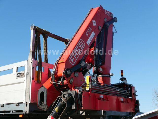 Fassi F135 Baujahr 2010 Kran / Crane - 2010