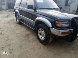 Urgent cash needed it 4runner comes with auxiliary