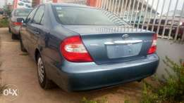 Tokunbo Toyota Camry 03 XLE