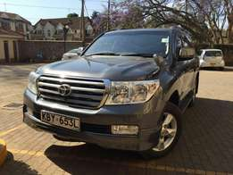 Toyota Landcruiser AXG Fully Loaded KBY in Nairobi
