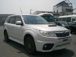 Subaru Forester-2000CC Very clean,Turbo charged,fitted with bodyKit