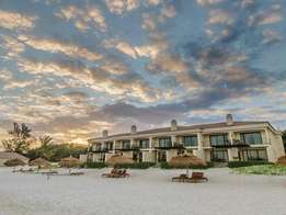 san martinho beach club bilene mozambique 1-6 april 5 nights