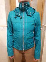 Вітровка бірюзова демісезонна курточка a6aaf0078036c