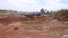 Thika Greens(Phs 3) 1/4 acre plot for sale