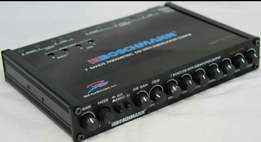Bachmann 7band car equalizer, free delivery within Nairobi cbd.