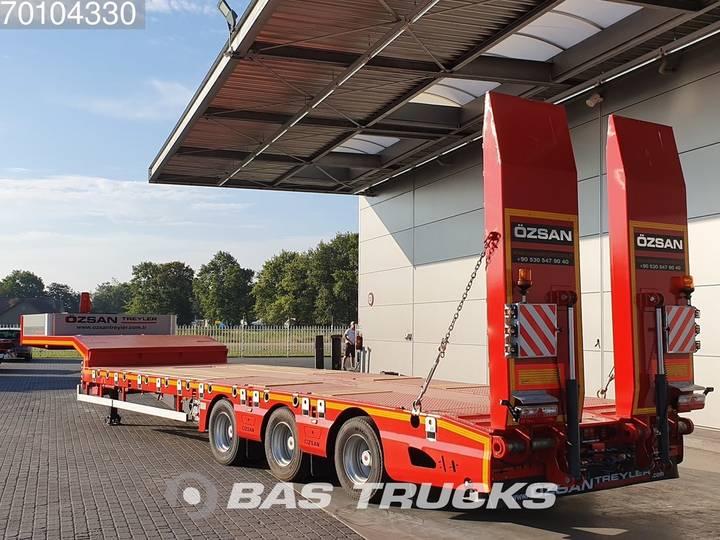 Ozsan Ausziehbar Bis: 18m90 Rampen Liftachse+Lenkachse 3 ... - 2019
