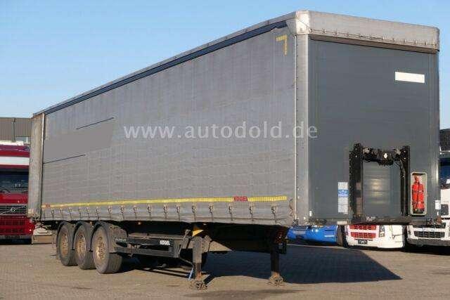 Koegel S3d430 Pritsche Plane Coilmulde - 2012