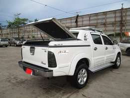 Toyota pick up double cab