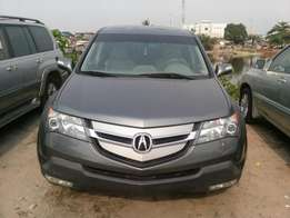Toks Acura MDX 2008 model full option