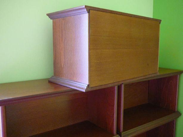Półka 6 Półki Drewniane Na Zabawki Dla Dziecka Dzieci Regał