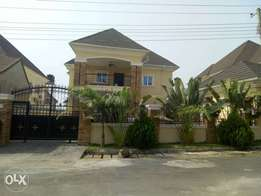 5bed duplex and bq gwarinpa