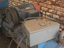 11 kw motor with starter box