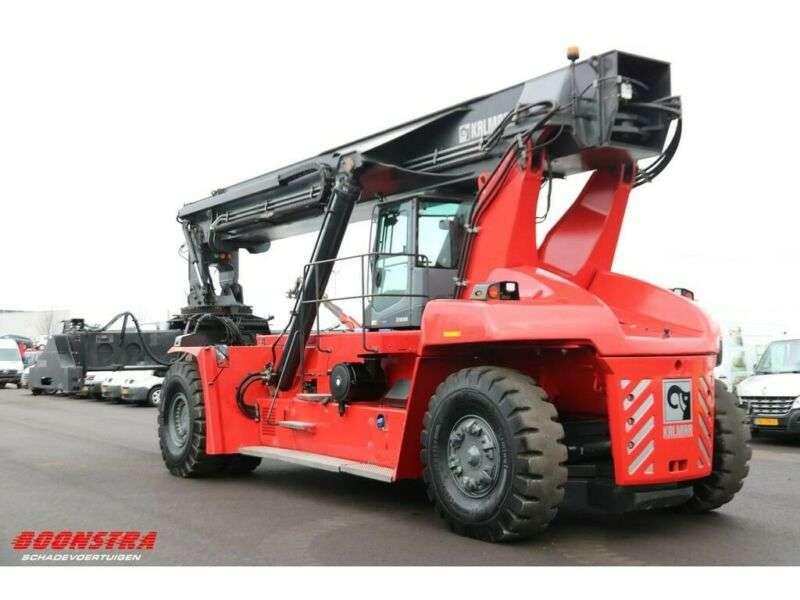 Kalmar Drg 450-60s5m Reachstacker 45.000 Kg - 2018 - image 5