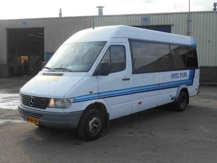 Mercedes-Benz 400-serie 412 D Sprinter Passenger Bus 16 Seats - 1996
