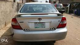 First body registered Toyota Camry 2003