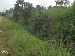 Land - 5.0 acres on gayaza road for sale