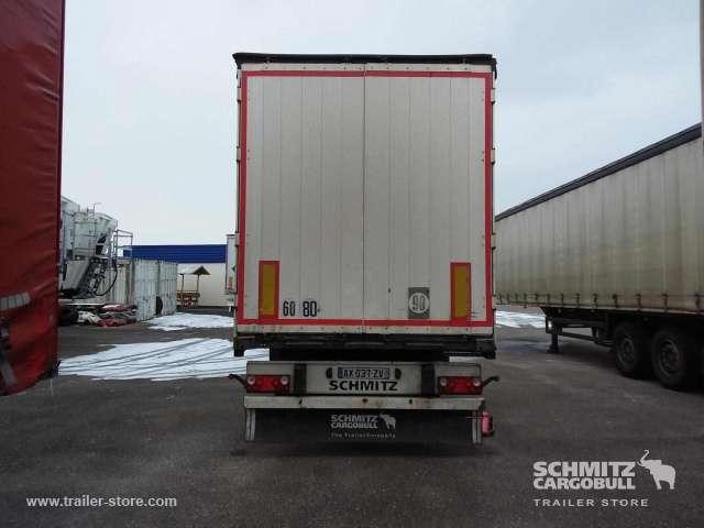 Schmitz Cargobull Semitrailer Rideaux Coulissant porte-bobines - 2008 - image 6