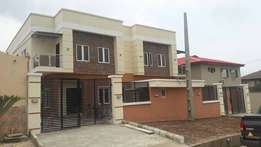 4 Bedroom semi detached house/a room bq for sale at Magodo phase 1
