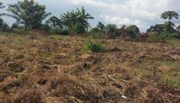 Plot for sell 60 by 150 ft in kisamula mityana road at 11m