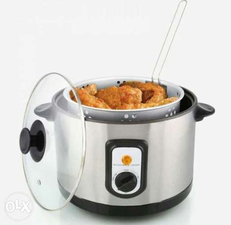 Chips Deep Fryer| Free Delivery Nairobi CBD - image 1