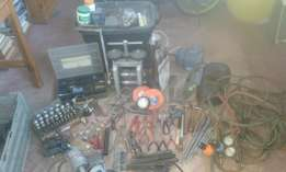 2nd HAND Jewellery Tools and Machinery