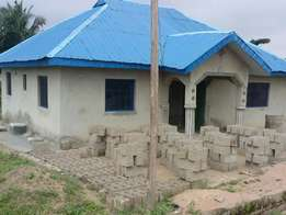 New 3 Bedroom Flat For Sale at Okeonti area, Osogbo