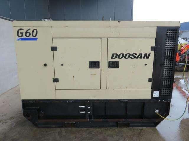 Doosan G60 - 2013