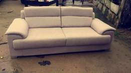 7 Seater Grey Living Room Set,