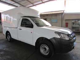 2014 Isuzu KB250 FLEEDSIDE