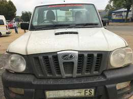 Mahindra Scorpio 2.5td ... s/c ... stripping for spares