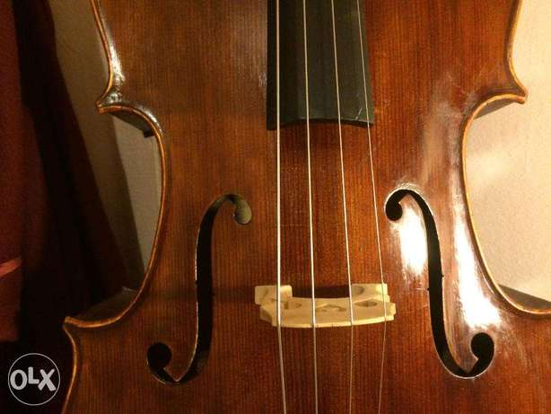 Antique German handmade Cello 4/4