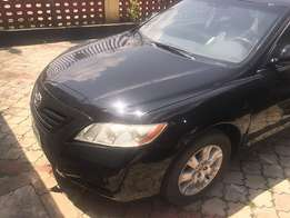 Toyota Camry (2007)-registered
