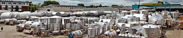 Ogromnie Zbiorniki ze stali nierdzewnej używane Poznań Jeżyce • OLX.pl RO73