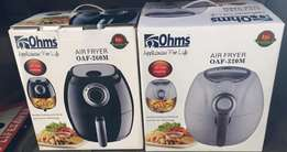 Ohms air fryer brand new
