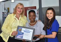 Joyce Masoumbuka crowned Centurion's Domestic Worker of the Year