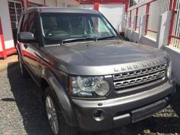 Land rover Discovery 4 Fully loaded