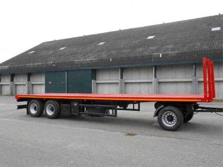 Pacton Kistenwagen