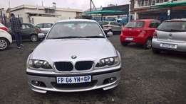 Bmw 3 Series 318i Exclusive a/t (e46), 157000km, Cloth Upholstery