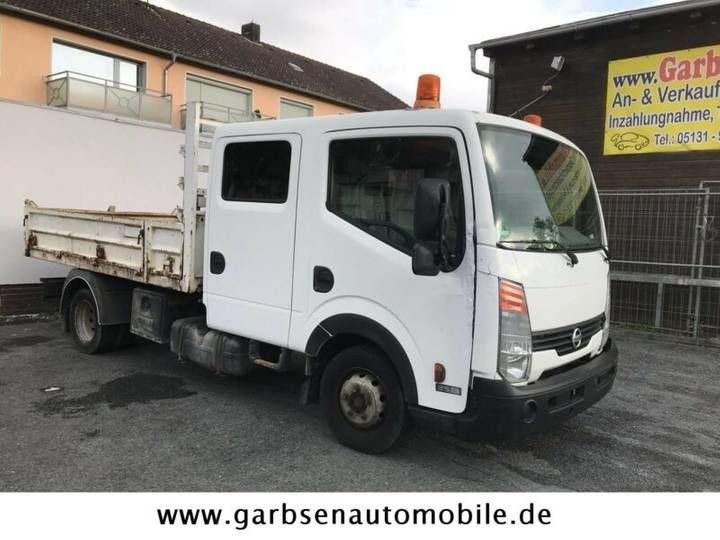 Nissan Cabstar 2.5 DoKA Kipper 3.5 to*KLIMA - 2007